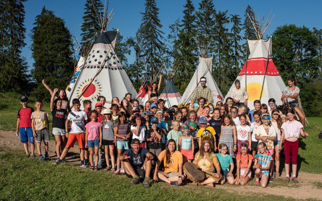 Aké sú prednosti pobytu dieťaťa v tábore?